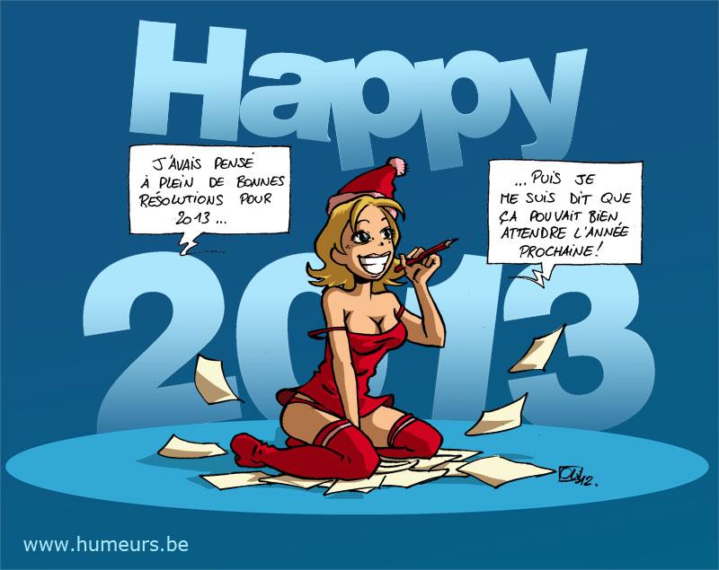Voeux Oli 2013