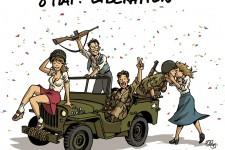 8 mai 1945 : Armistice en Europe !
