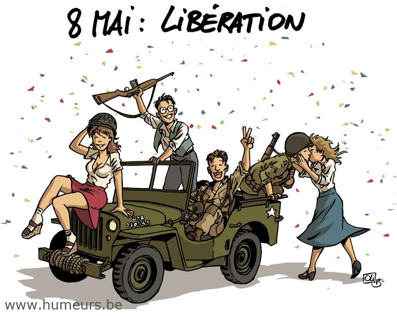 armistice 8 mai 1945