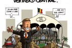 Les dessins de l'été pour La Meuse Verviers !