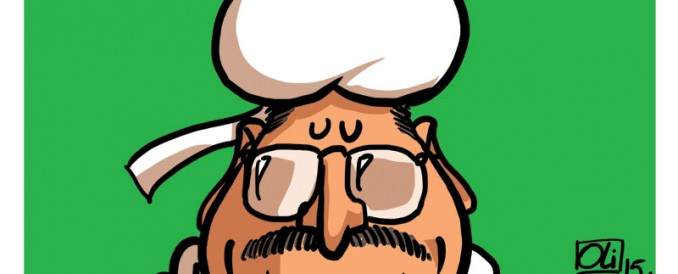 Les dessins d'Oli autour de Charlie Hebdo