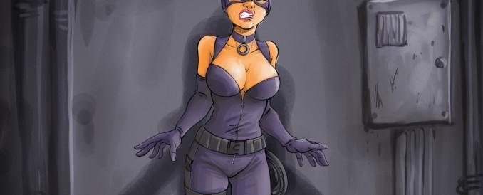 Catwoman, encore !