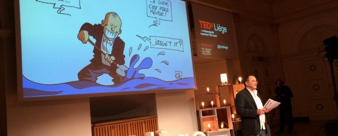 TEDx Liège : la vidéo !